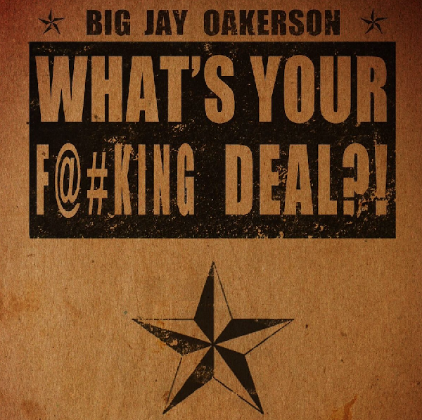 What's Your F#@ing Deal?! Big Jay Presents An Evening Of Crowdwork And Off The Cuff Comedy