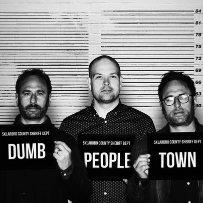 """Dumb People Town"" Live Podcast With The Sklar Brothers @ Pop-Up Podcast Studio on Central"